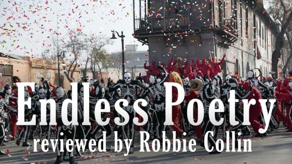 Kremode and Mayo - Endless poetry reviewed by robbie collin