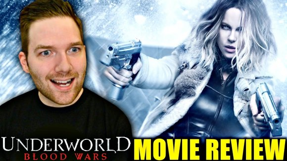 Chris Stuckmann - Underworld: blood wars - movie review