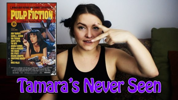 Channel Awesome - Pulp fiction - tamara's never seen