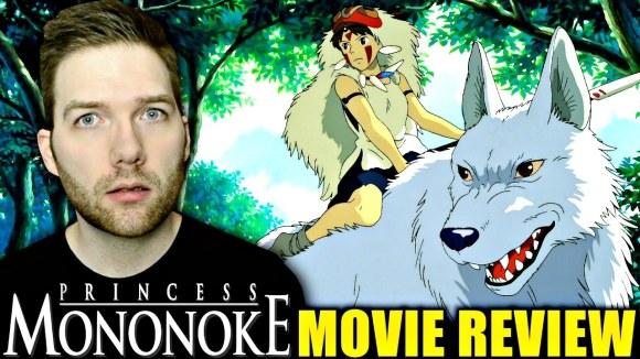 Chris Stuckmann - Princess mononoke - movie review