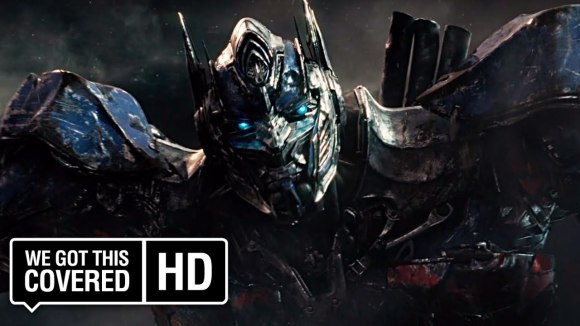 Transformers: The Last Knight TV-Spot: Rethink Your Heroes