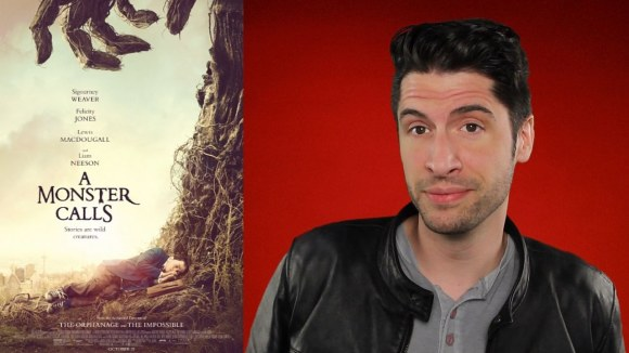 Jeremy Jahns - A monster calls - movie review