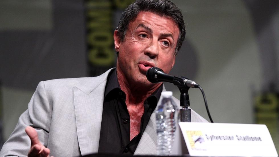 Ruzie tussen Casey Affleck en Sylvester Stallone?