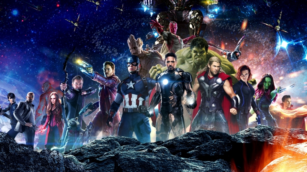 Alle bevestigde personages in 'Avengers: Inifinity War'