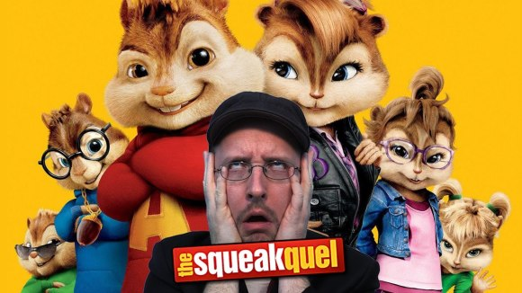Channel Awesome - Alvin and the chipmunks: the squeakquel – nostalgia critic