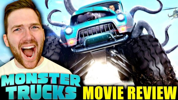 Chris Stuckmann - Monster trucks - movie review