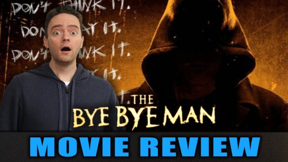 Schmoes Knows - The bye bye man movie review