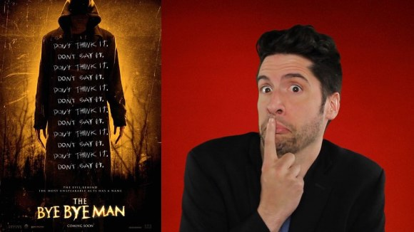Jeremy Jahns - The bye bye man - movie review