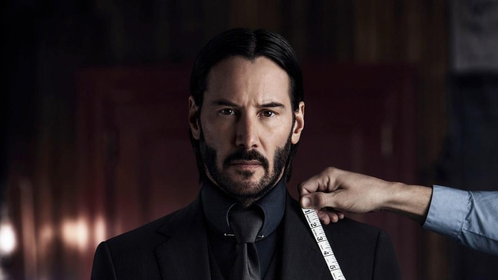 Keanu Reeves heeft een kort lontje in nieuwe tv-spot 'John Wick: Chapter 2'