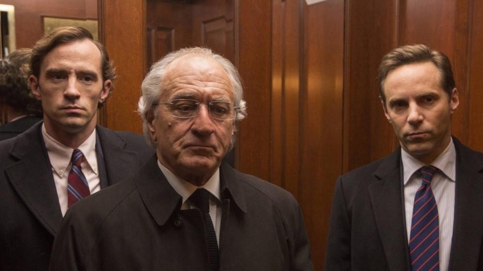 Eerste teaser 'Wizard of Lies' met De Niro