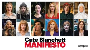 Manifesto (2015) video/trailer