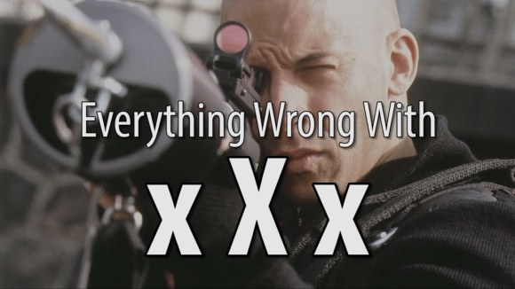 CinemaSins - Everything wrong with xxx in 17 minutes or less