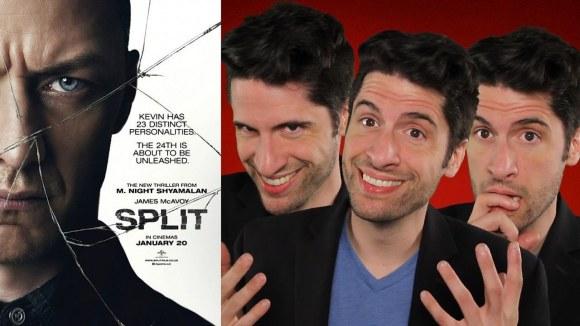 Jeremy Jahns - Split - movie review
