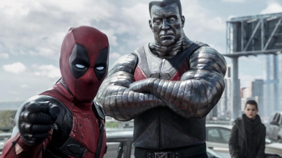 Geen grote X-Men personages in 'Deadpool 2'