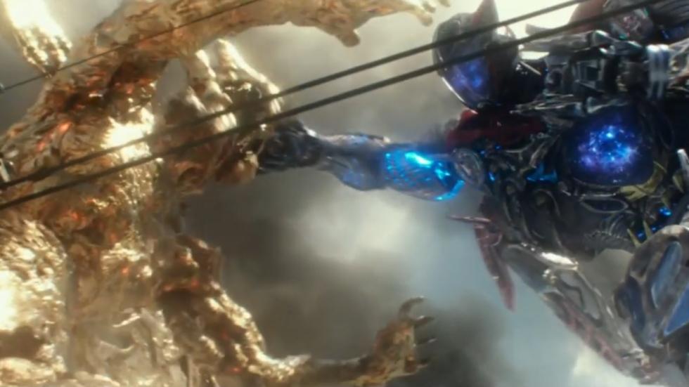 Waanzinnig veel actie in flitsende trailer 'Power Rangers'!