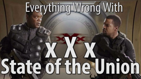 CinemaSins - Everything wrong with xxx: state of the union
