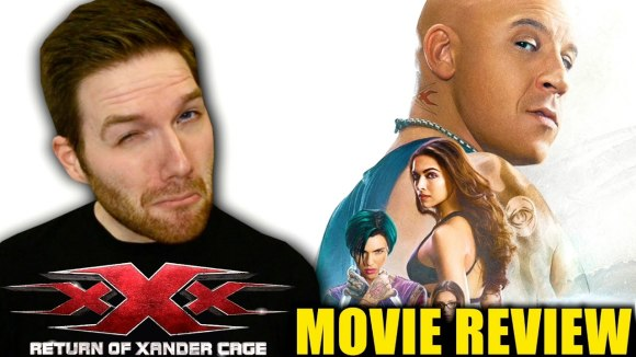 Chris Stuckmann - Xxx: return of xander cage - movie review