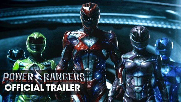 Power Rangers - Official Trailer