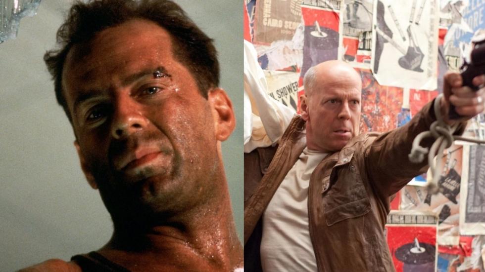 POLL: De vele goede films met Bruce Willis