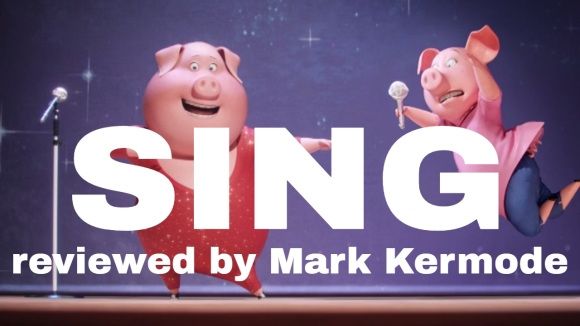 Kremode and Mayo - Sing reviewed by mark kermode
