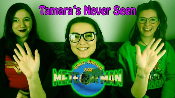 Channel Awesome - The meteor man - tamara's never seen