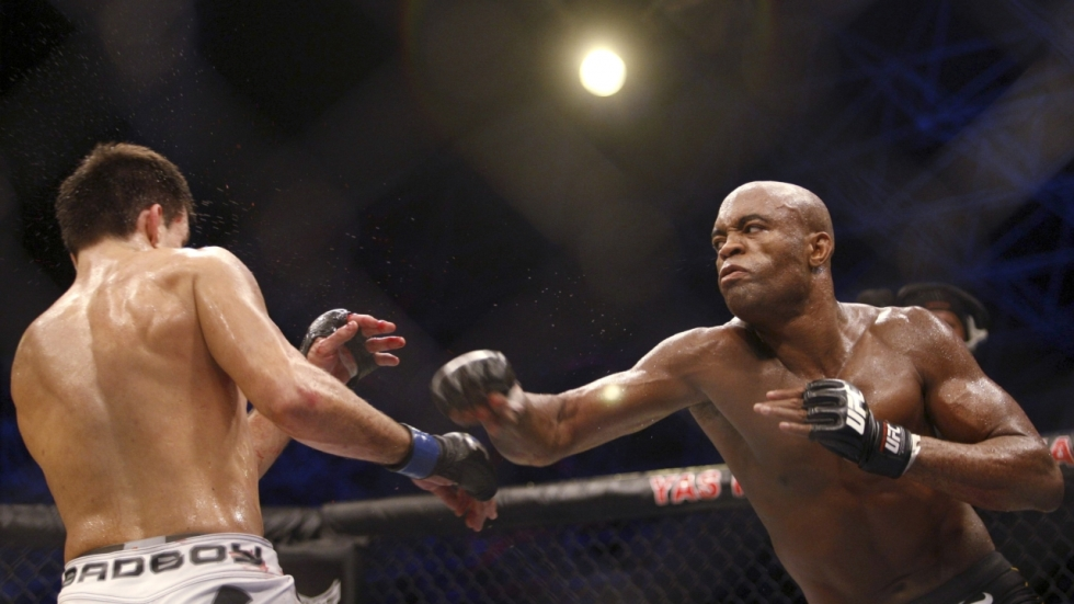 Anderson Silva wordt 'Made in Kowloon'