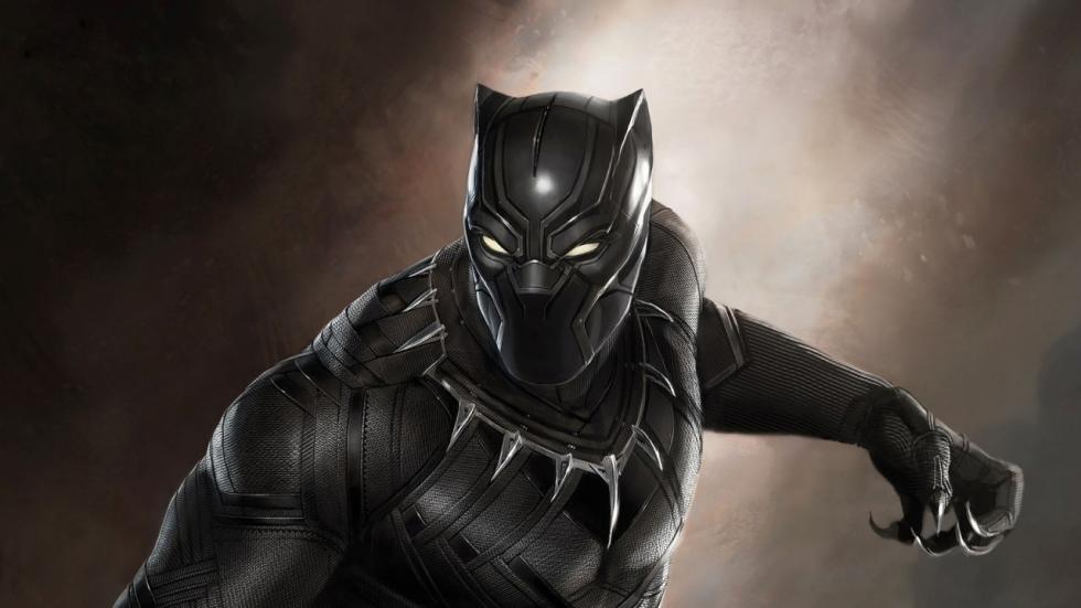 Eerste setfoto's Marvels 'Black Panther'