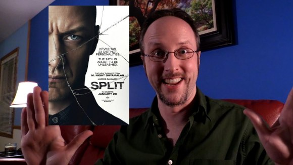 Channel Awesome - Split - doug reviews