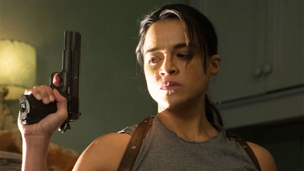 Michelle Rodriguez is een transgender huurmoordenaar in ´The Assignment´-trailer
