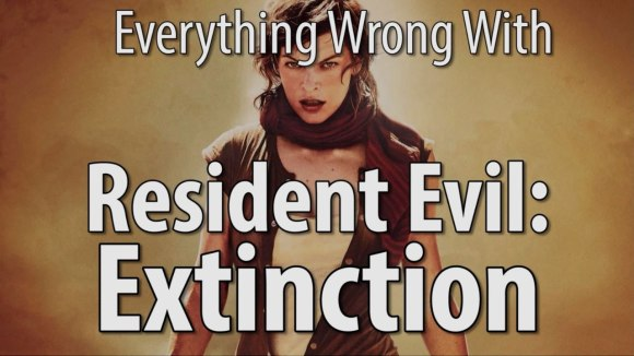 CinemaSins - Everything wrong with resident evil: extinction