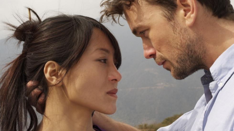 Romantiek in de Himalayas in 'Kushuthara: Pattern of Love'