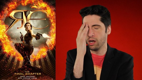 Jeremy Jahns - Resident evil: the final chapter - movie review