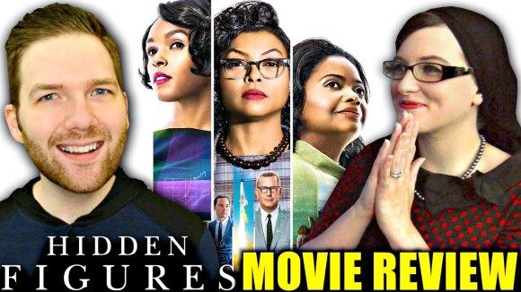 Chris Stuckmann - Hidden figures - movie review