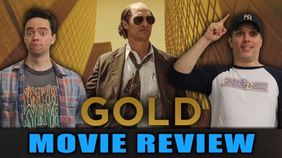 Schmoes Knows - Gold movie review