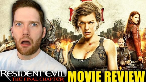 Chris Stuckmann - Resident evil: the final chapter - movie review