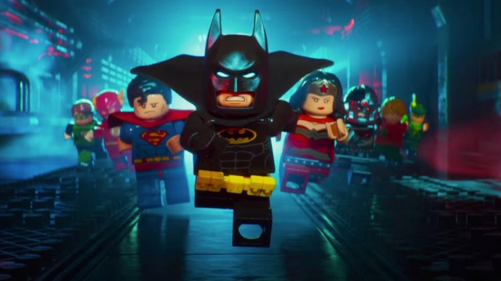 Nieuwe featurette voor 'The Lego Batman Movie'