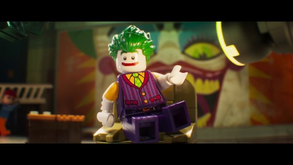 The LEGO Batman Movie Featurette: Behind the Bricks
