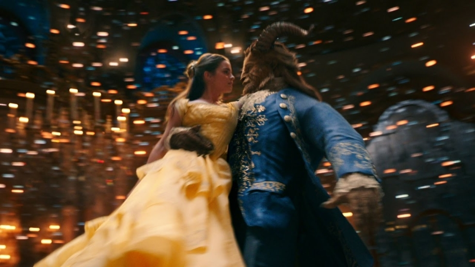 Prachtige laatste trailer 'Beauty and the Beast'
