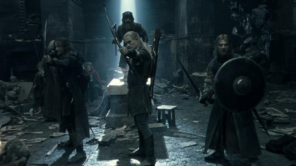 'Lord of the Rings'-cast doet oude scène na bij reünie