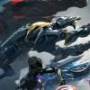 Drie krachtige posters 'Power Rangers'
