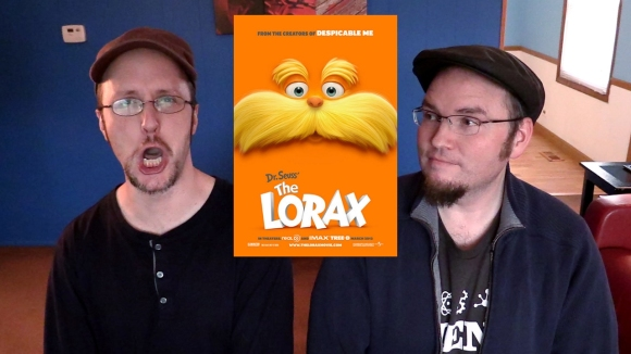 Channel Awesome - Nostalgia critic real thoughts on - the lorax