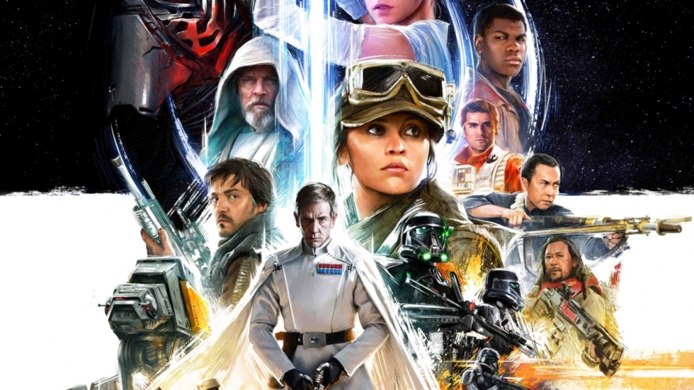 POLL: 'Star Wars: The Force Awakens' vs 'Rogue One: A Star Wars Story'
