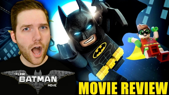 Chris Stuckmann - The lego batman movie - movie review