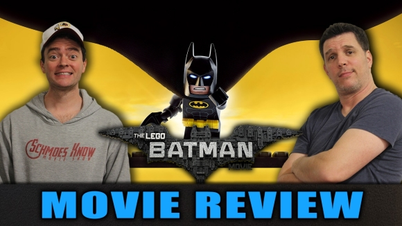 Schmoes Knows - The lego batman movie review