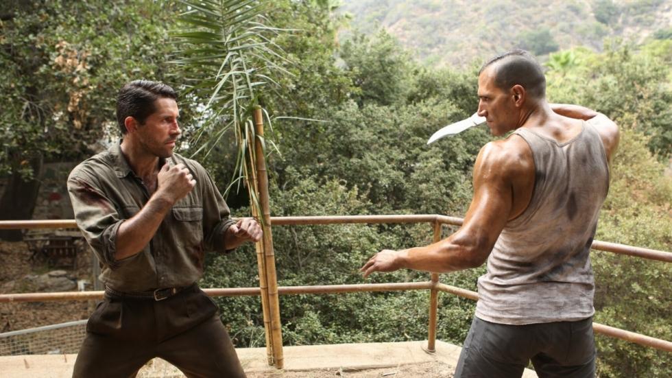 Brute actie en geweld in nieuwste trailer 'Savage Dog'