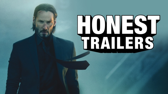 ScreenJunkies - Honest trailers - john wick
