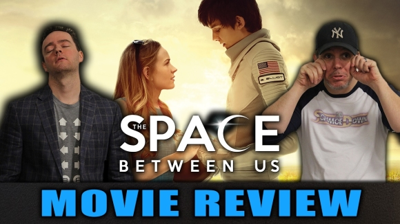 Schmoes Knows - The space between us movie review