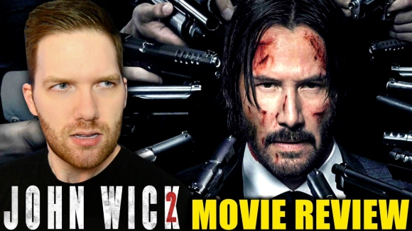 Chris Stuckmann - John wick: chapter 2 - movie review