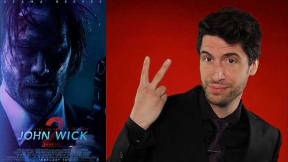 Jeremy Jahns - John wick: chapter 2 - movie review