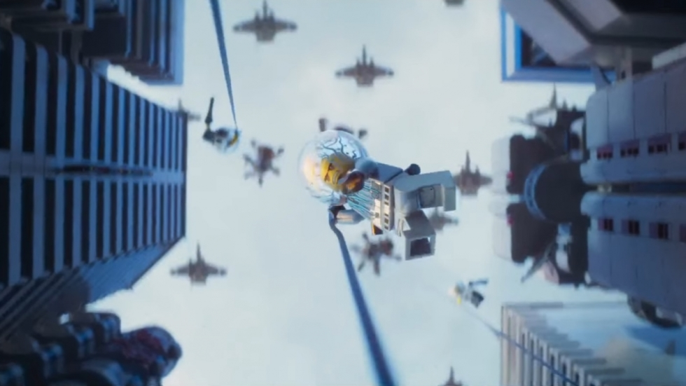 Eerste officiële trailer 'The Lego Ninjago Movie'!